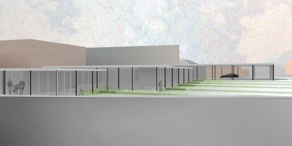 North Side Community Grow Center - StudioFall 2016