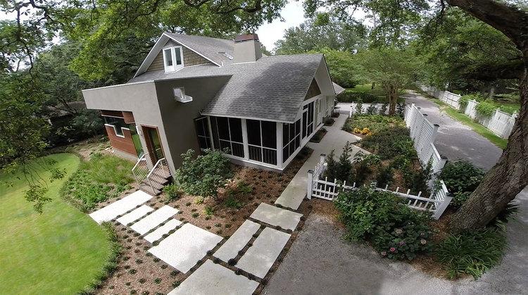 Fairhope Residential Landscape Design - Landscape Architects Fairhope, Daphne, Mobile, Gulf Shores, AL