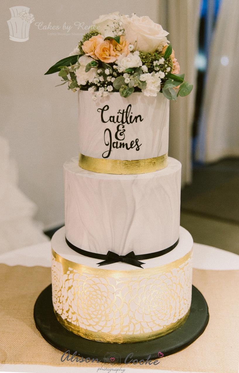 3 tier wedding marble gold modern.jpg