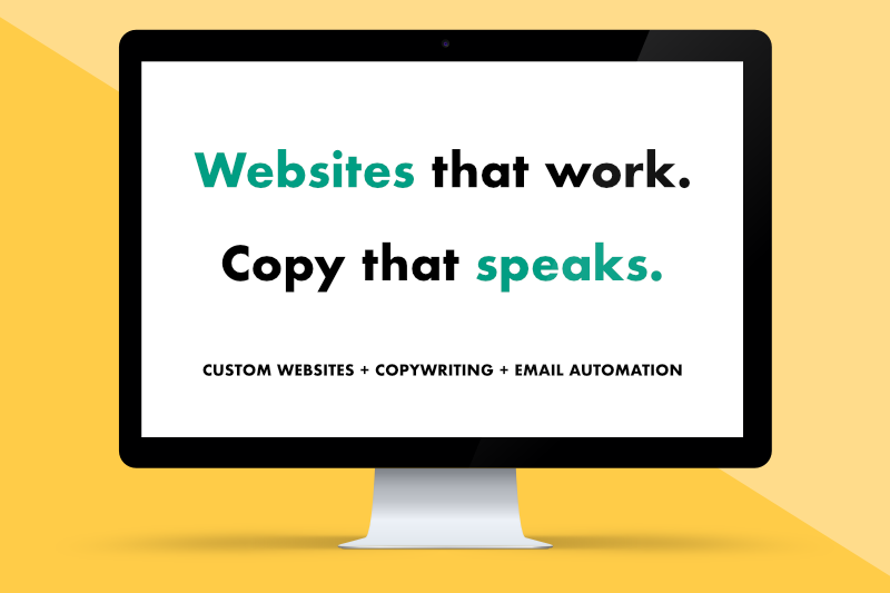 Make Your Website Work for You - A website is the cheapest employee you'll ever hire. It's a brand ambassador that connects you to people outside your word-of-mouth network. In many cases, it's the first interaction your customers have with your brand.Is your website working for you?