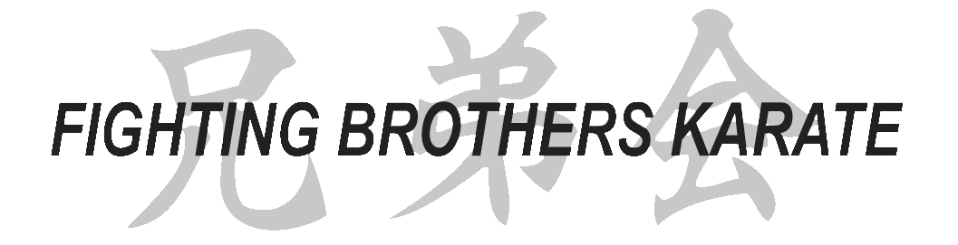 Fighting Brothers Karate