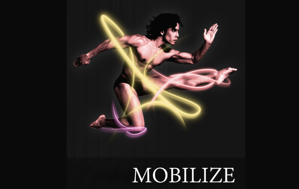 "Chris Bell - ""Mobilize"" Choreographer"