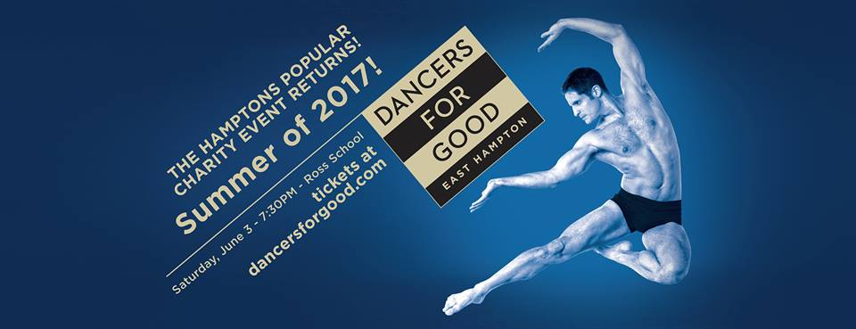 For ticket information click here:  Dancers for Good Tickets
