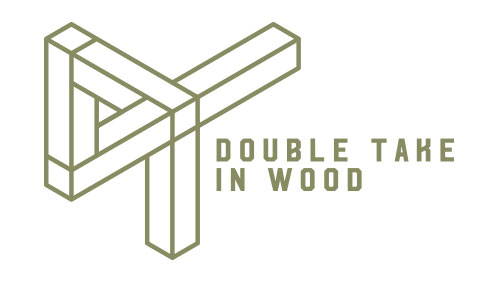 Double Take in Wood