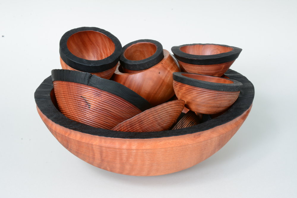 Bowls by Andrew Potocnik