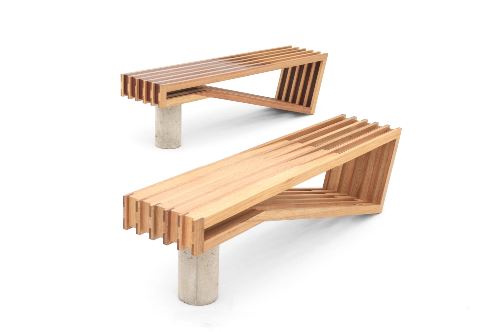 Bench by Brian Cush - Sawdust Bureau