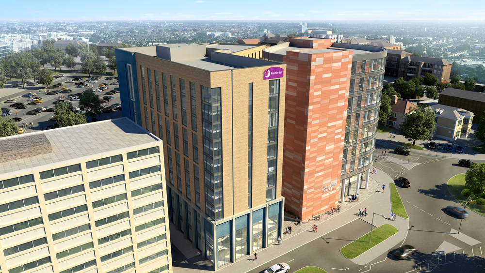 HOTEL - DEVELOPMENT - ACQUISITION Premier Inn Hotel - Pre Let Forward Commitment 128 Bed Hotel with Ground Floor Restaurant Client: Private Investor Vendor/Developer: Watkins Jones PLC Price: Confidential