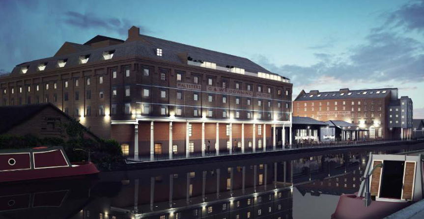 HOTEL - DEVELOPMENT - ACQUISITION Premier Inn Hotel - Pre Let Forward Funding 104 Bed Hotel with Ground Floor Restaurant & Costa Coffee Client: Private Investor Vendor/Developer: Merchant/Rokeby Price: Circa £11m