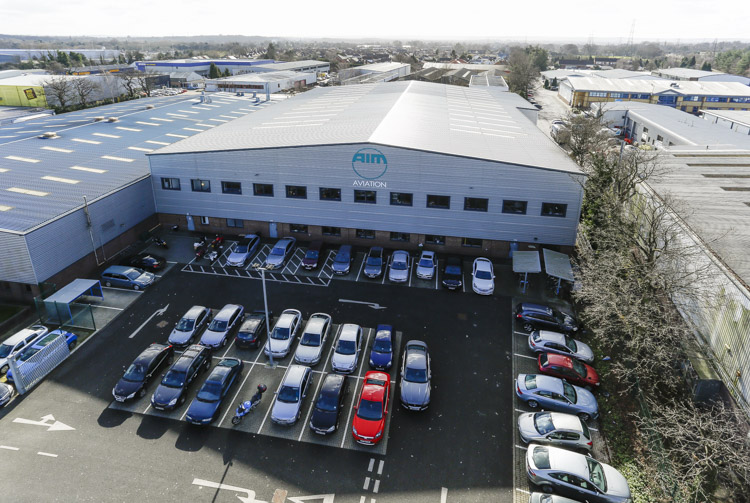 INDUSTRIAL - INVESTMENT - SALE    AIM Aviation - Byfleet   71,551 sq ft Distribution Warehouse Investment   Client:  Goldman Sachs   Purchaser:  KFIM   Price:  £10.65 - 4.95%