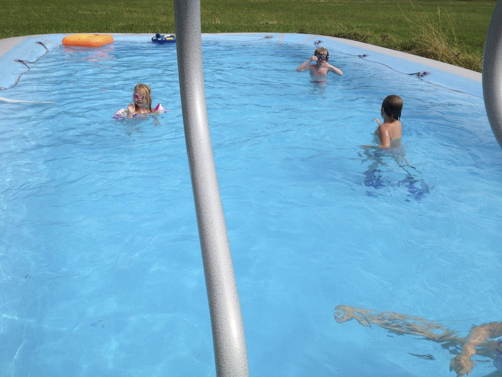 La piscine, the pool, het zwembad - ...+ d'infos