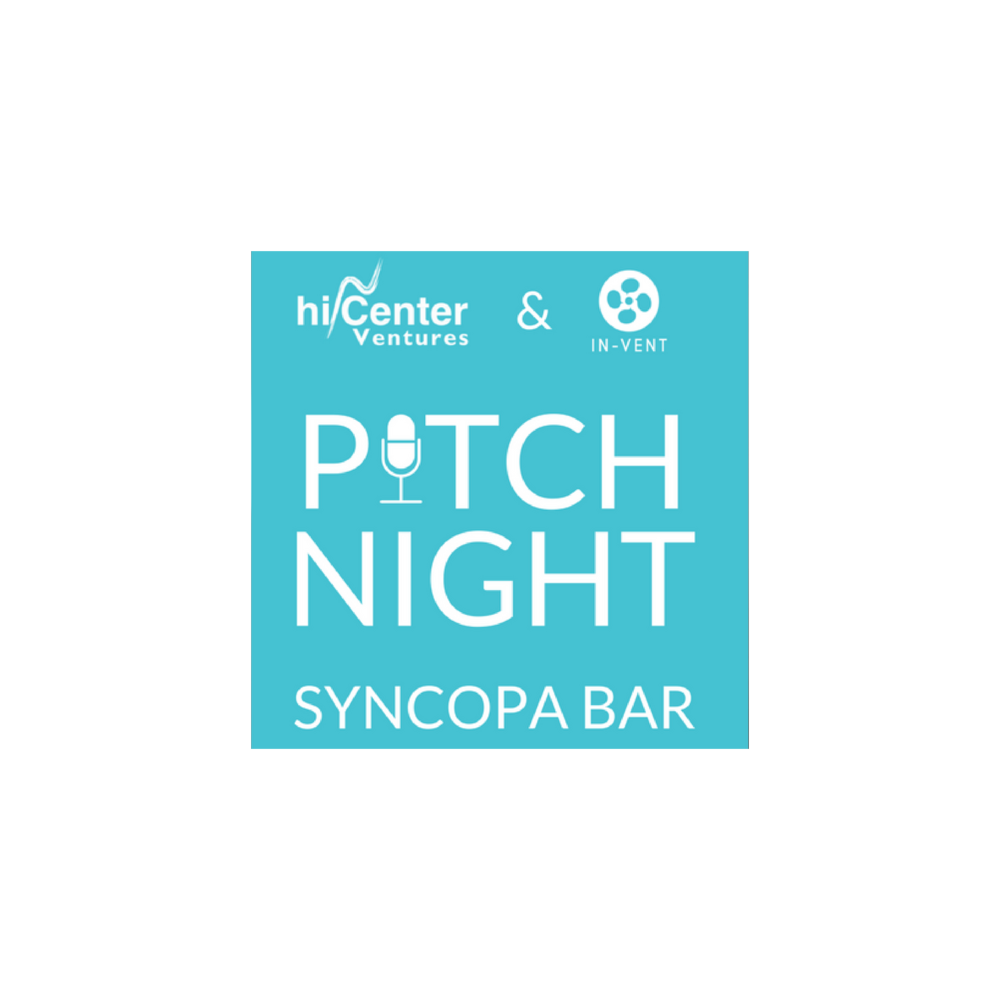 Winner at Pitch Night