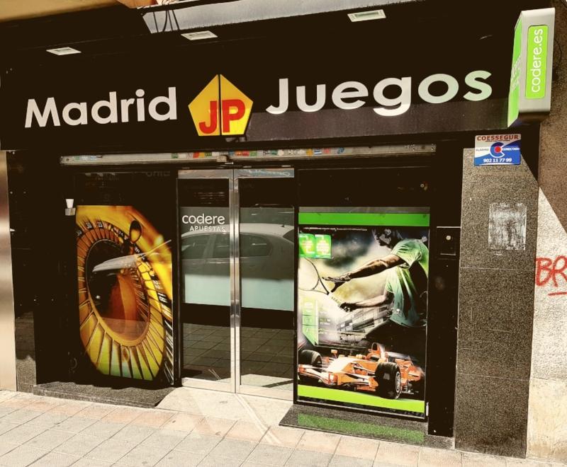 - Madrid JP Juegos Pedro LabordePadro Laborde 14