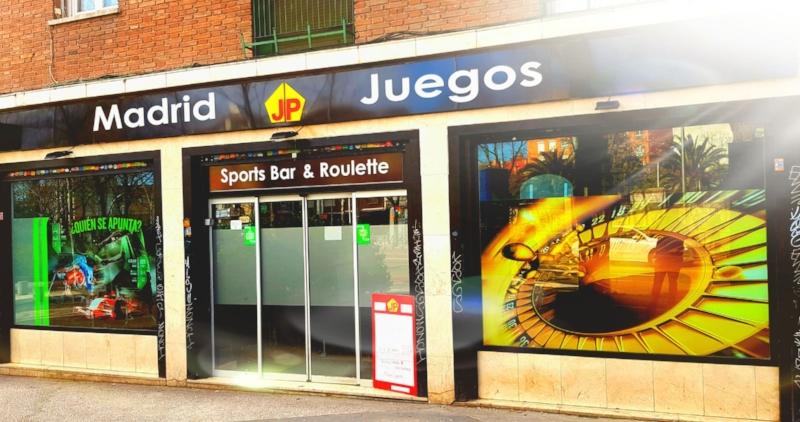 - Madrid JP Juegos OportoGeneral Ricardos 157