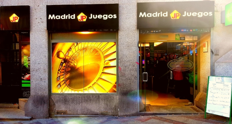 - Madrid JP Juegos SolCalle Montera 5