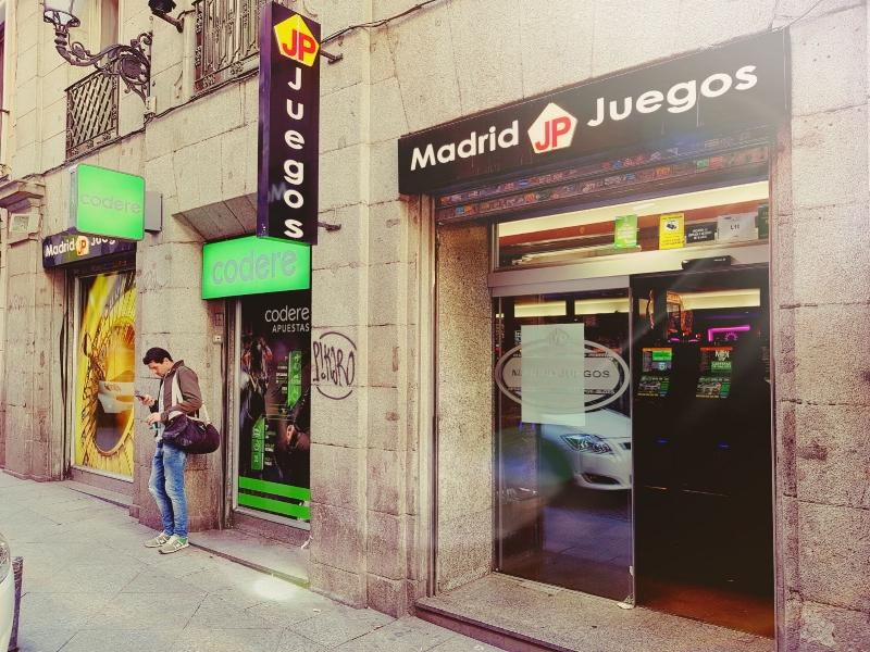 - Madrid JP Juegos Espoz y MinaCalle Espoz y Mina 2