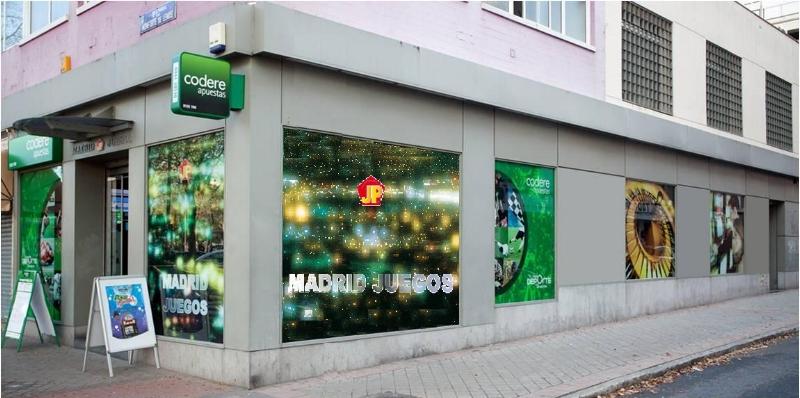 - Madrid JP Juegos VaguadaAvda Monforte de Lemos 119
