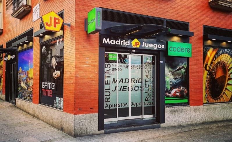 - Madrid JP Juegos MóstolesAv Constitución 2