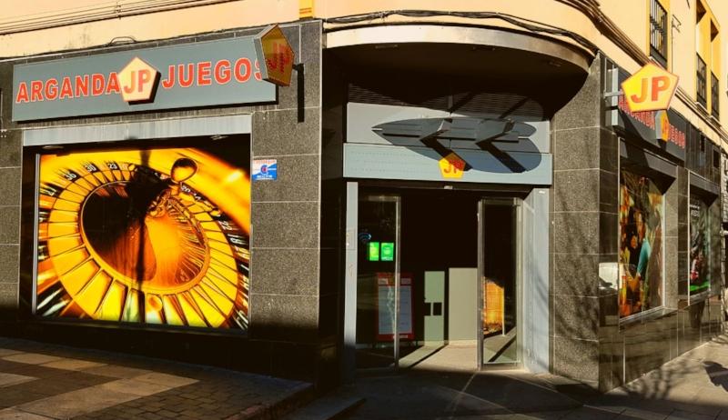 - Madrid JP Juegos Arganda del ReyCalle Misericordia, 1, Esq. Crta. Loeches