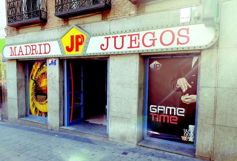 - Madrid JP Juegos AvenidaAvda de la Albufera 17