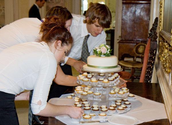 Gillian & Nigel's cakes