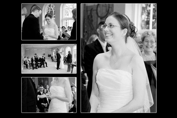 Tracy & Daniel's ceremony