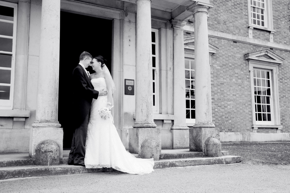 West Heath School, Black & White Wedding Photography, Helen England Photography, Kent, U.K