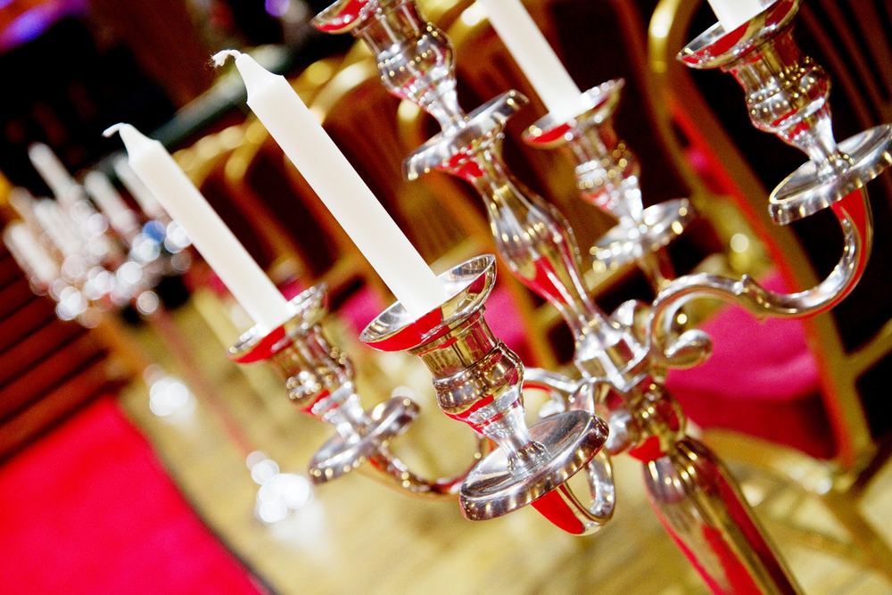 Candelabra Wedding Decor, Helen England Photography, Kent, U.K