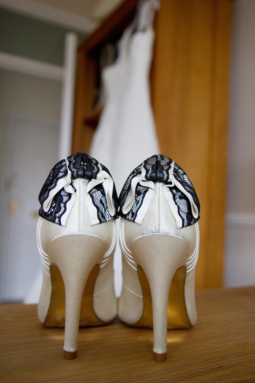 Wedding Shoes BY Helen England Photography,Kent,UK