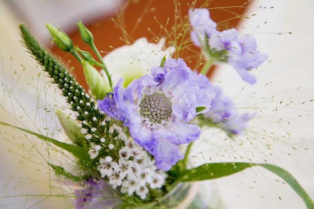 Wild Flower Centrepiece, Helen England Photography, Kent, U.K