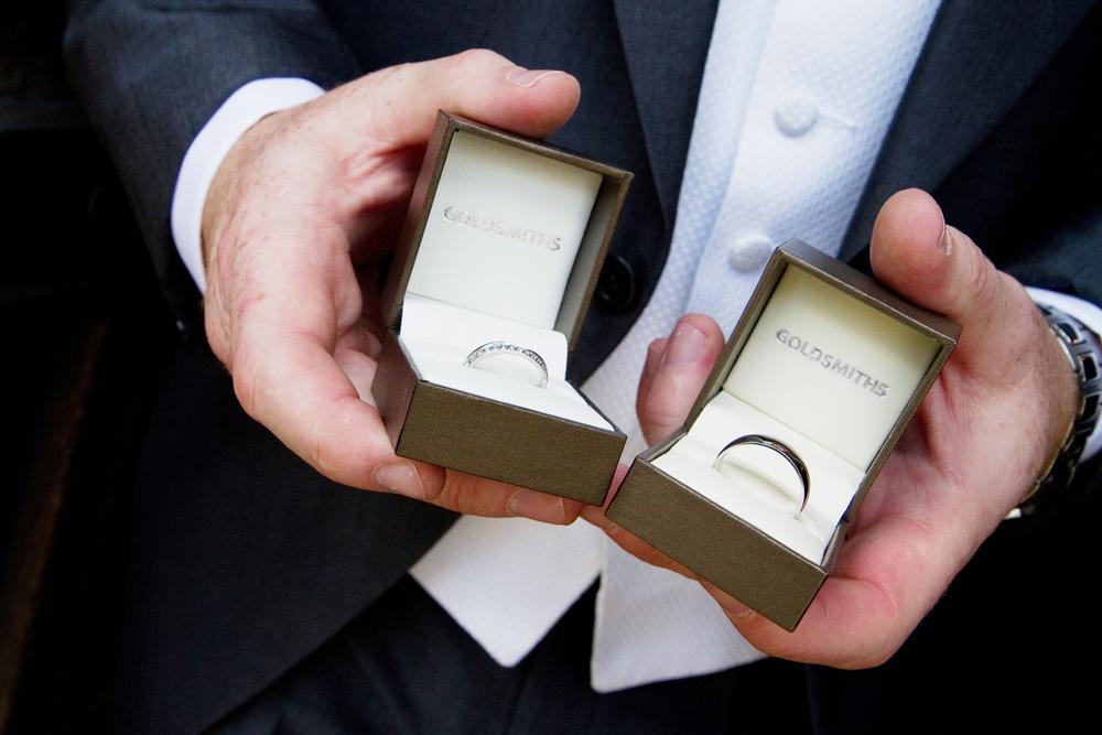 Wedding Rings, Helen England Photography, Kent, U.K