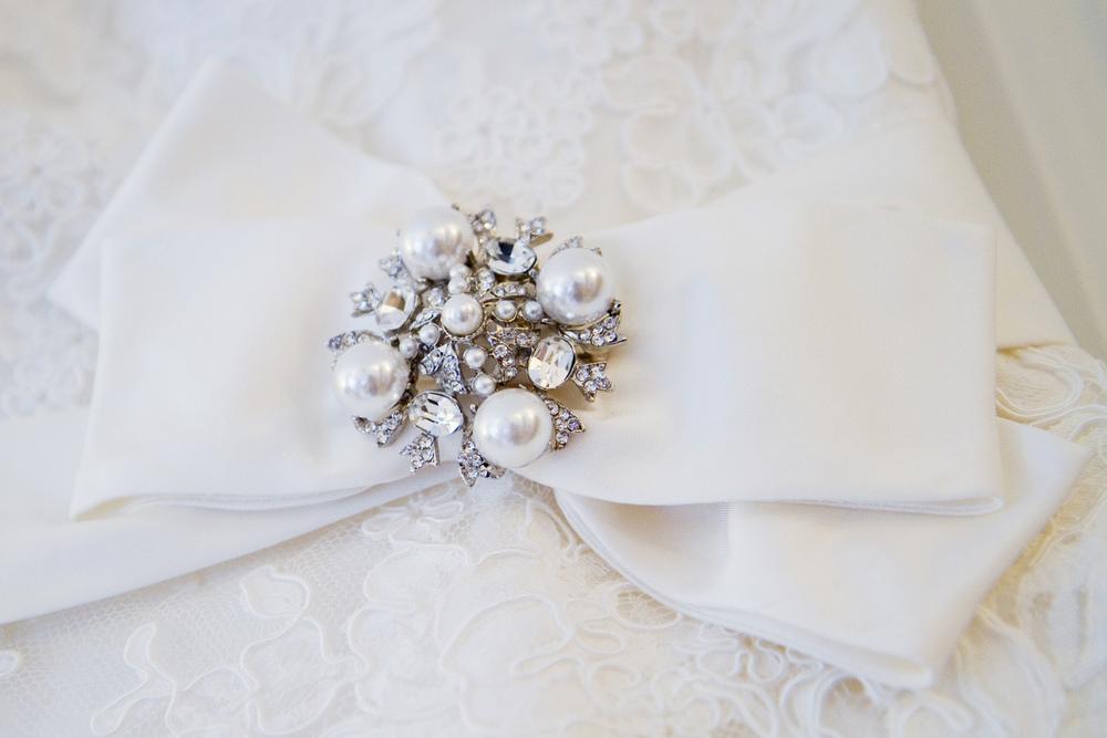 Wedding Dress Detail, Helen England Photography, Kent, U.K