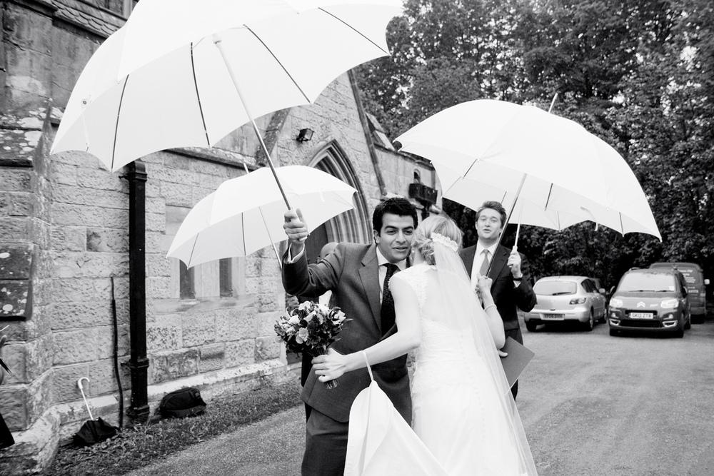 Wet Weddings, Helen England Photography, Kent, U.K