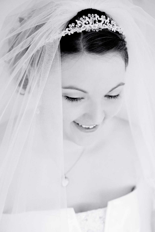 Brides Veil & Tiara, Helen England Photography, Kent, U.K