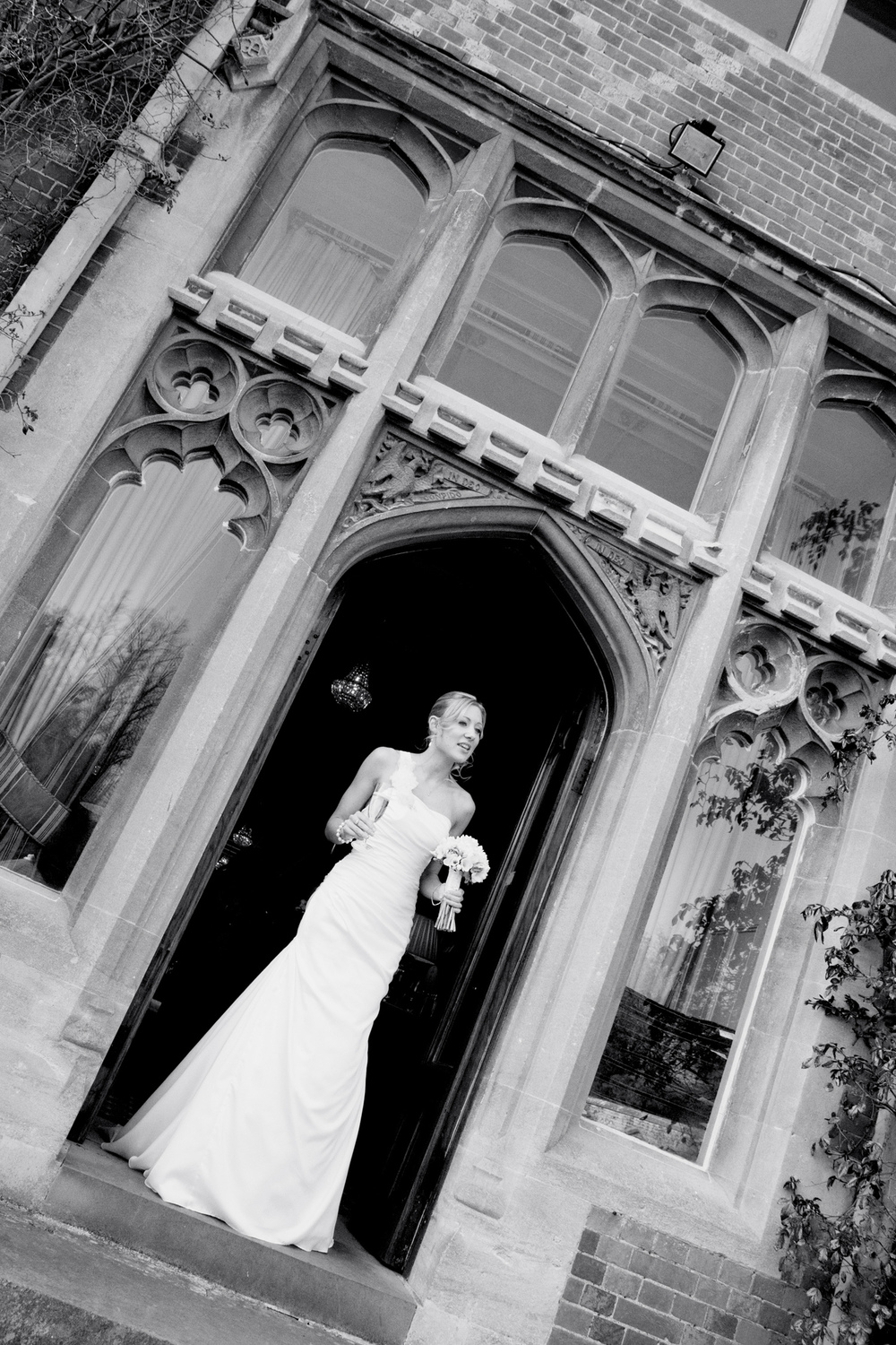 Bridal Shot, Helen England Photography, Kent, U.K