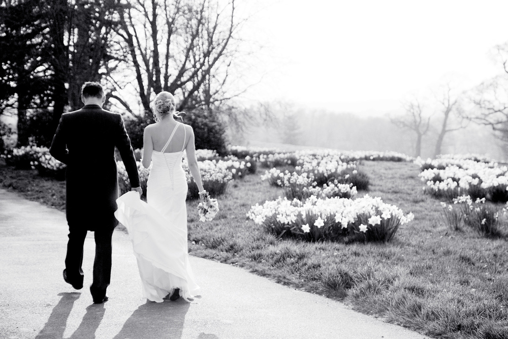 Black & White Wedding Photography, Helen England Photography, Kent, U.K