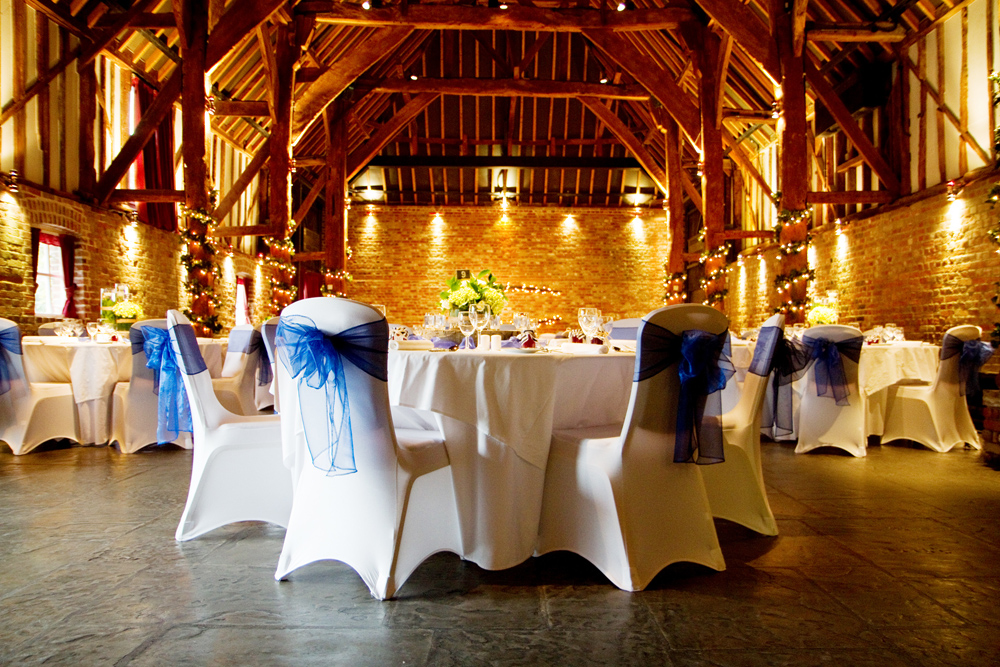 Cooling Castle Barn, Seating, by Helen England Photography