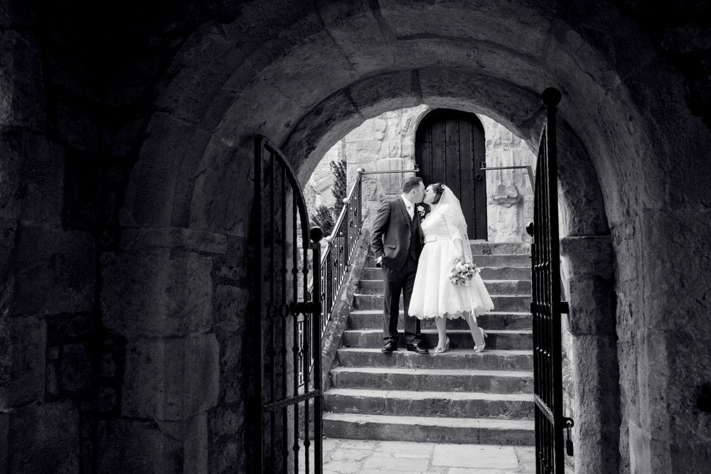 Stef & james - Archbishops Palace & The Black Horse Inn