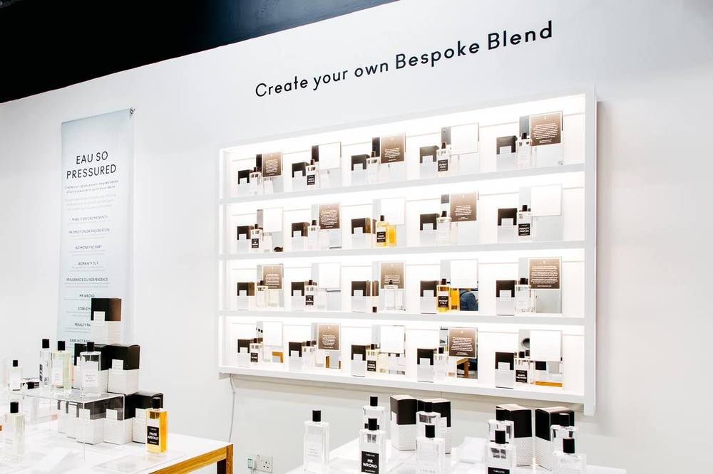 Create your own Bespoke Blend