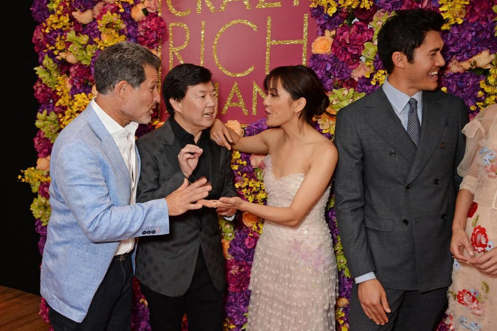 Crazy Rich Asians, in pictures