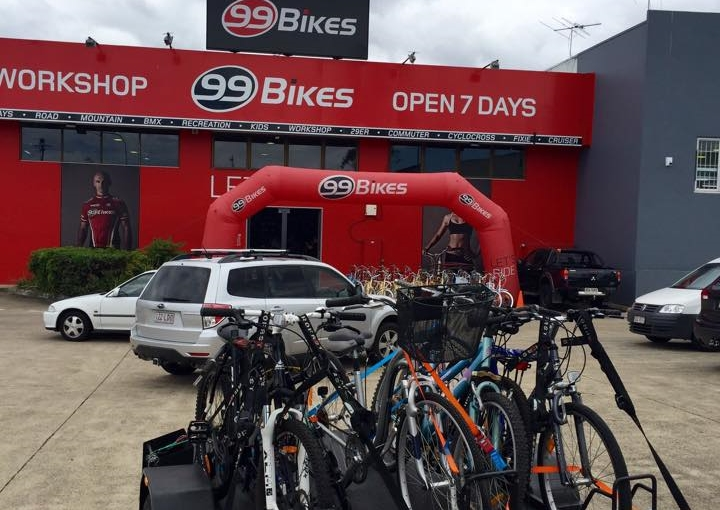 25 Bikes Donated To Brisbane Youth Program TRACTION