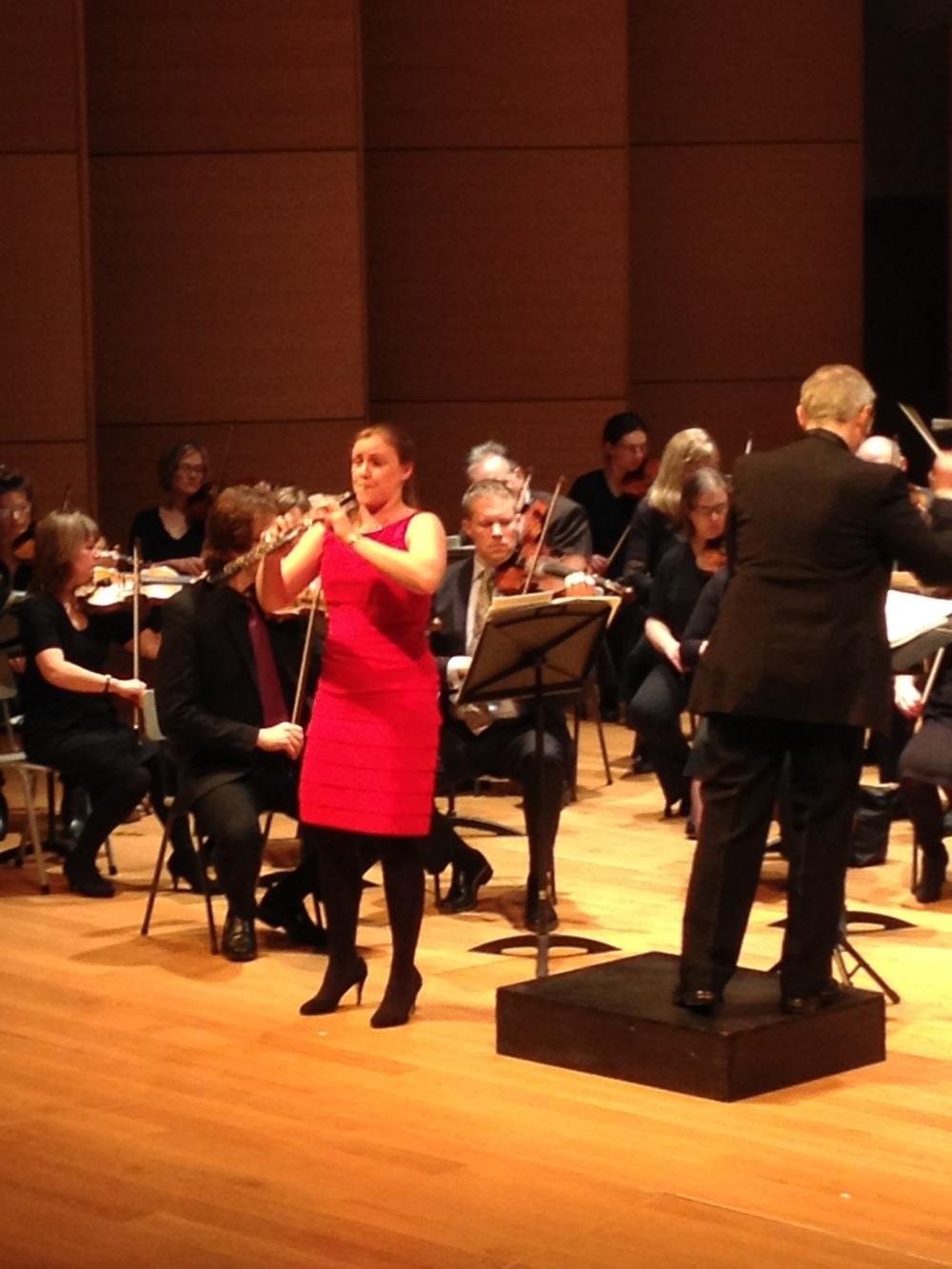 Una Clark Young Soloists Concert
