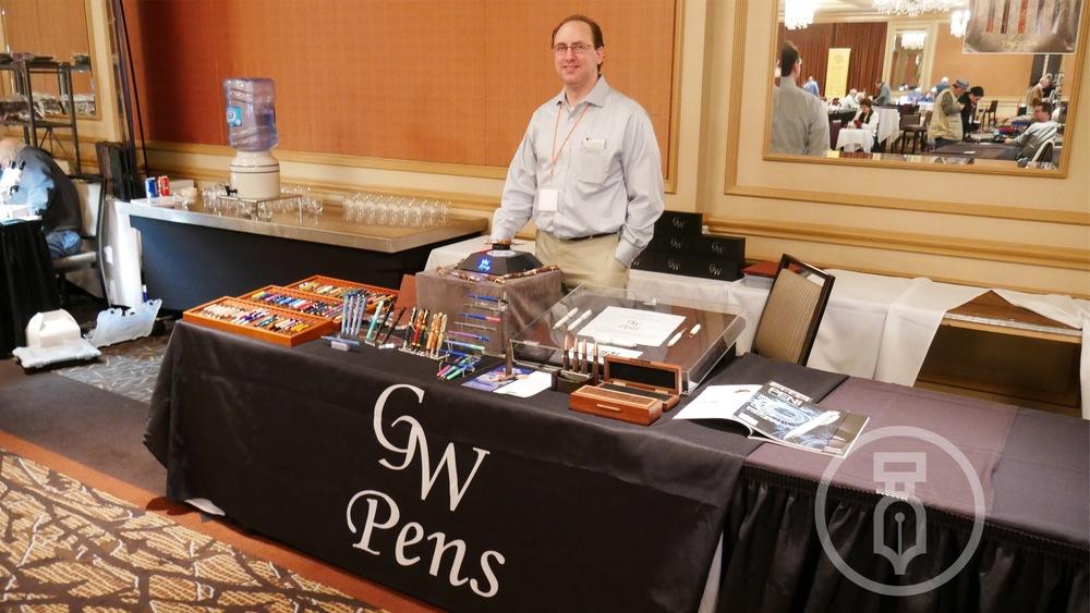 John Greco of GW Pens