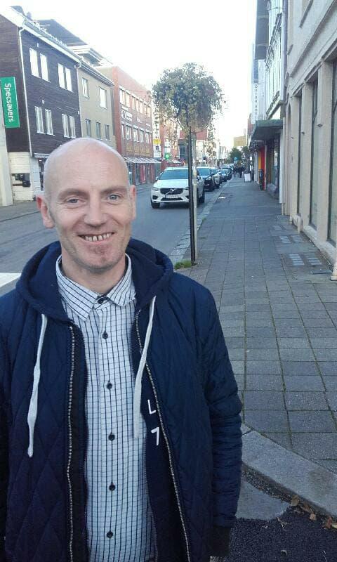 TI ÅR: Bjørn Nyrud er nå rusfri. Han har vært med «I Jobb» helt fra starten av.