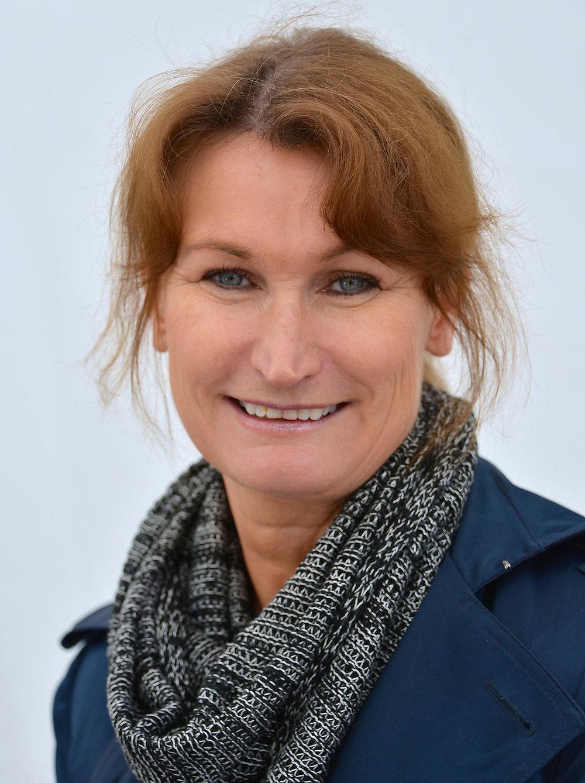 Viveca Sten invigde 2014
