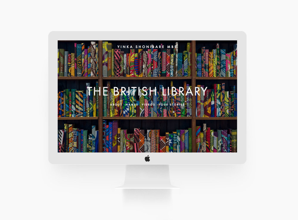 Web-Design-for-Artists-and-Creatives_Yinka-Shonibare-British-Library-Home.jpg