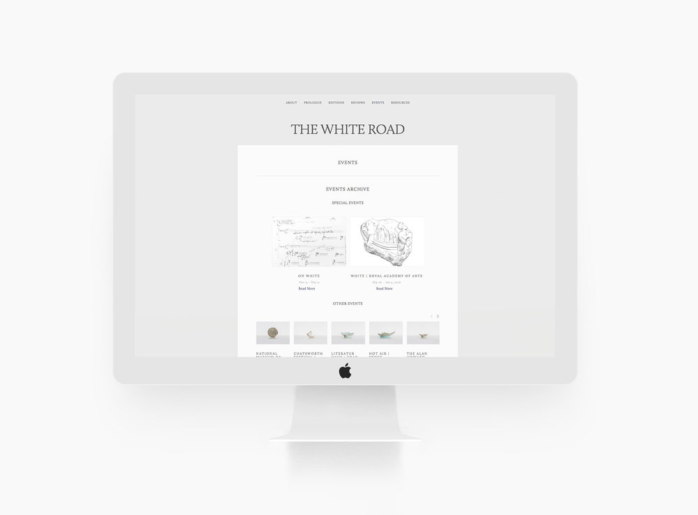 Website-Design-for-Artists-and-Writers-by-Hanna-Sorrell_Edmund-de-Waal-The-White-Road-events.jpg