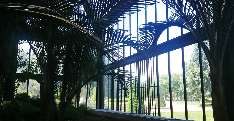 Glasshouse #3. le jardin botanique du parc de la tête d'or, lyon ...