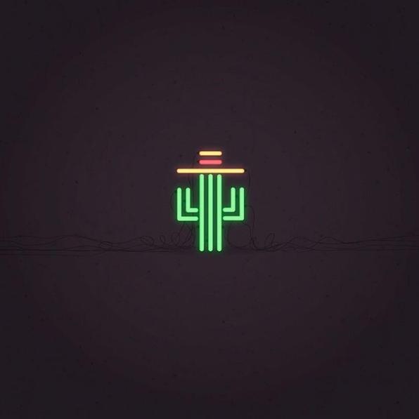 Day 4 - Neon Cactus