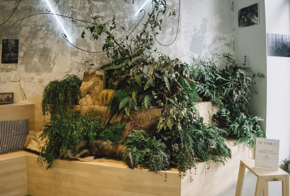 Scénographie, Biennale de la Photo Lyon