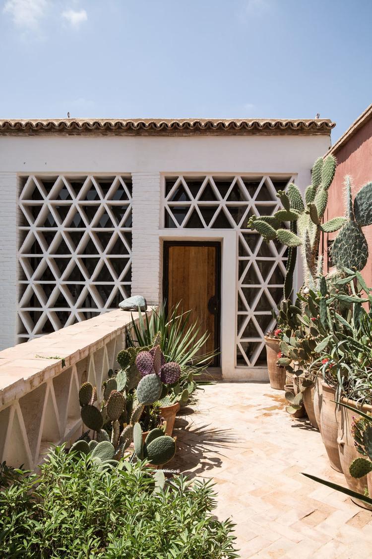 Maison d'Ossart et Maurières, Taroudant, Maroc